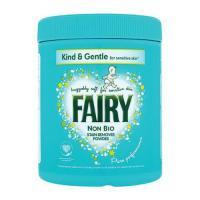 Picture of Fairy Non-Bio Stain Remover Powder, 500g, Carton of 6 Pcs