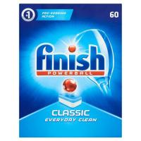 Picture of Finish Dishwasher Powerball Classic Tab, Carton of 6 Pcs