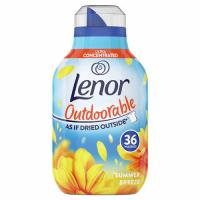 Picture of Lenor Outdoorable Fabric Softener Summer Breeze, 504ml, Carton of 6 Pcs