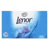 Picture of Lenor Tumble Dryer Sheets Spring Awakening, Carton of 12 Pcs