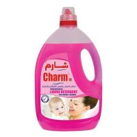 Picture of Charmm Laundry Liquid for Babies Laundry, 3L, Carton of 4 Pcs
