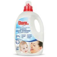Picture of Charmm Sensitive Laundry Liquid for Babies Laundry, 3L, Carton of 4 Pcs