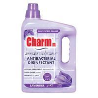 Picture of Charmm Antibacterial Disinfectant, Lavender, 3L, Carton of 4 Pcs