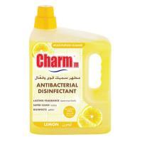 Picture of Charmm Antibacterial Disinfectant, Lemon, 3L, Carton of 4 Pcs
