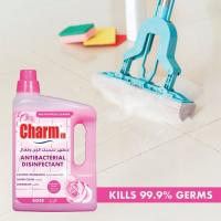 Picture of Charmm Floor Cleaner, Rose, 5L, Carton of 4 Pcs