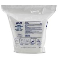 Picture of Purell Large Hand Sanitizing Wipes - Pack of 1200 pcs
