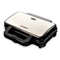 Picture of Touchmate Sandwich Maker, 800W, Silver & Black