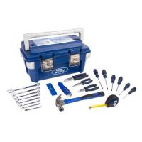 Picture of Ford 21 Piece Tool Box Premium Set, Blue