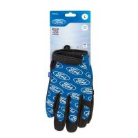 Picture of Ford Industrial Safety Working Gloves, FHT0399-L, Blue