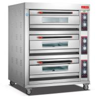 Picture of Royal Kitchen 3 Deck Electric Oven With 6 Trays, Wff-306D/11