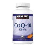 Picture of Kirkland Signature COQ-10 300 mg Soft Gels Food Supplement