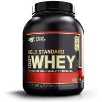 Picture of Optimum Nutrition Double Rich Chocolate Gold Whey Protein - 1.67Kg