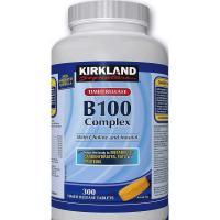Picture of Kirkland Signature B100 Complex Tablets, 300-count