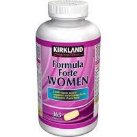 Picture of Kirkland Signature Formula Forte Suppliment for Women