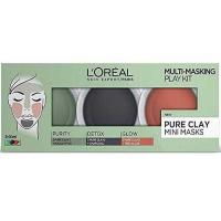 Picture of LOreal Paris Pure Clay Multi-Masking Face Mask Play Kit