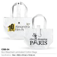 Picture of MTC Laminated Cotton Bags, 16 x 33 x 20cm