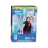 Picture of Oral B Disney Frozen Rechargeable Toothbrush with Refills
