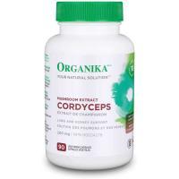 Picture of Organika Mushroom Extract Cordyceps - 90 Caps