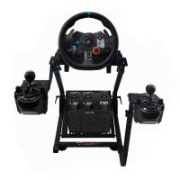 Picture of GT Omega Racing Wheel Stand Pro for Logitech G29 G920 - Black