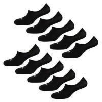 Picture of Bench Men's No Show Liner Socks - Black, Pack of 10