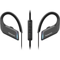 Picture of Panasonic Waterproof In Ear Wireless Bluetooth Headset - RP-BTS55, Black