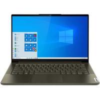 Picture of Lenovo Yoga Slim 7 14 Inch FHD Laptop - 82A1005GUK, Dark Moss