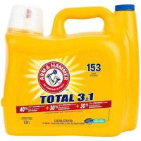 Picture of Arm & Hammer Total 3 in 1 Liquid Laundry Detergent - 6.34L