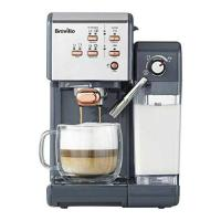 Picture of Breville One-Touch Coffee Machine, VCF109, Graphite Grey & Rose Gold