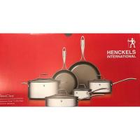 Picture of Henckels Stainless Steel Tri-Ply Cookware Set - Pack of 10