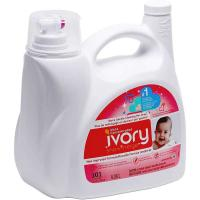 Picture of Ivory Snow Ultra Hypoallergenic Baby Liquid Detergent 101 Loads - 4.8L