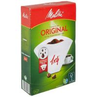 Picture of Melitta Paper Filters For Coffee, White