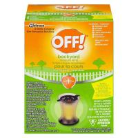 Picture of Off Backyard Mosquito Repellent Lamp Refill