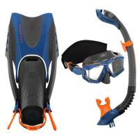Picture of U.S. Divers Adult Silicone Snorkeling Set