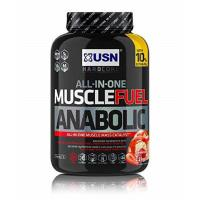 Picture of USN All in One Muscle Fuel Anabolic Strawberry Powder, 2.2 kg