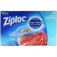 Picture of Ziploc Grip'n Seal, Pack of 60