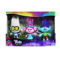 Picture of Dreamworks Trolls World Tour Friendship Pack, White, Pink & Green
