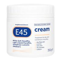Picture of E45 Dermatological Cream Treatment for Dry Skin, 350g