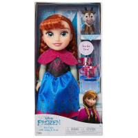 Picture of Disney Frozen Anna Doll & Sven Character Doll Tea Time Set