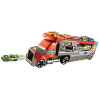 Picture of Hot Wheels City Blastin' Rig with 3 Cars
