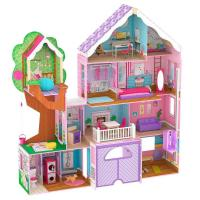 Picture of Kidkraft Wooden Retreat Treehouse Mansion Dollhouse