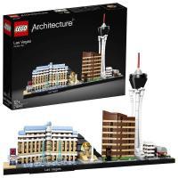 Picture of Lego 21047 Architecture Las Vegas Model Building Set - Multicolour