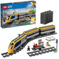 Picture of Lego 60197 City Trains Passenger Train Set - Multicolour