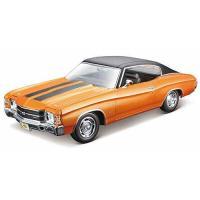 Picture of Masto Maisto 1/18 Scale 1971 Chevrolet Chevelle Ss454 Sport Coupe, Orange