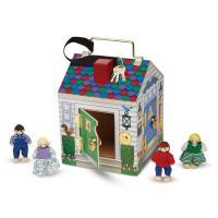 Picture of Melissa & Doug Doorbell House For Children's