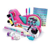 Picture of Style Ever Tape Machine with 3 Roller Stamps and Stickers - Multi Color