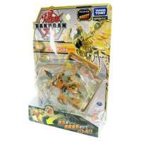 Picture of Takara Tomy Bakugan Pyravian Gold Action Figure Toy - Baku035, Multi Color