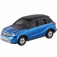 Picture of Takara Tomy Suzuki Escudo SUV Diecast Metal Toy Car - Blue & Black