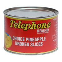 Picture of Telephone Choice Pineapple Broken slices - 435g