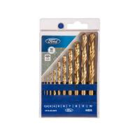 Picture of Ford 10-Piece HSS Drill Bit Set, Copper
