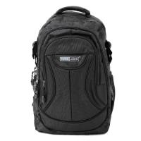 Picture of Para John Backpack for School, 18inch, Black, Pack of 24 Pcs